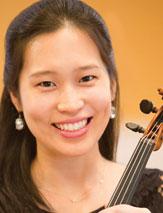 Julianne Lee, violin