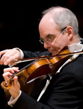 Malcolm Lowe, violin